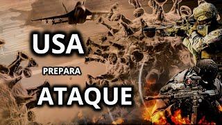 ALERTA: TRUMP ORDENA PLAN PARA ATACAR EN MEDIO DEL CORONAVIRUS