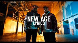 KSI & Randolph - New Age (Lyric Video)