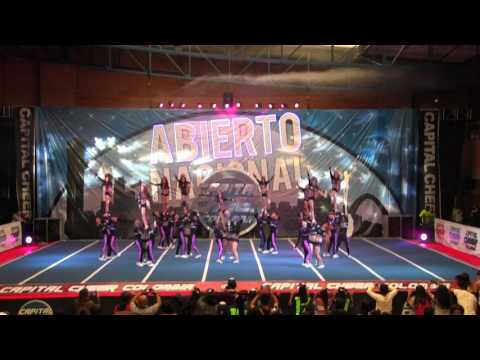National Power Cheer - Nivel 4.2 open mixto