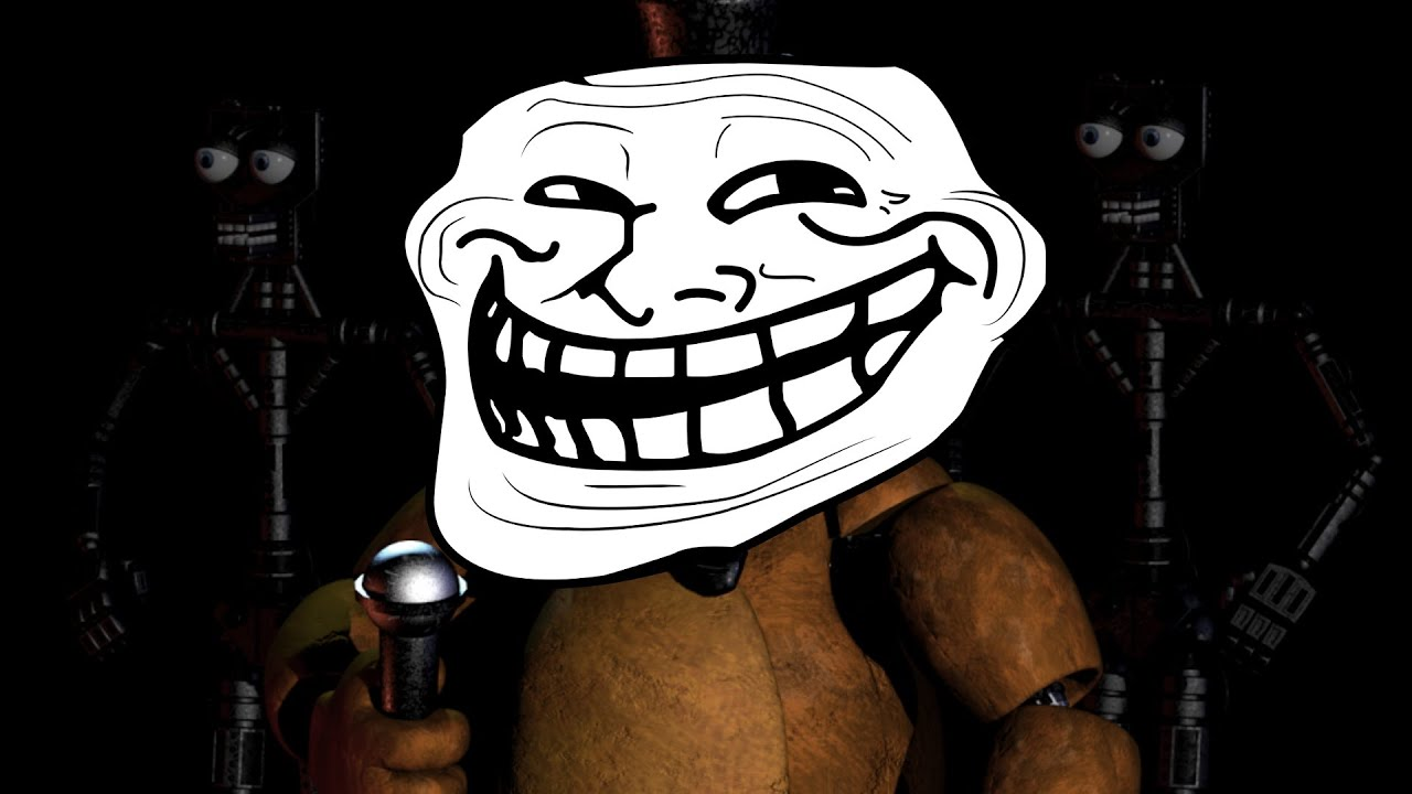 Five nights at freddy s 3 troll by scott cawthon youtube