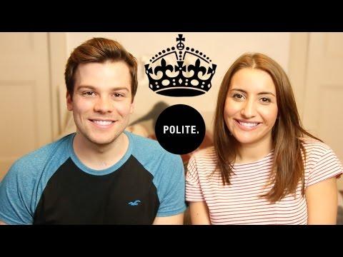 British Manners and Etiquette! | British Culture