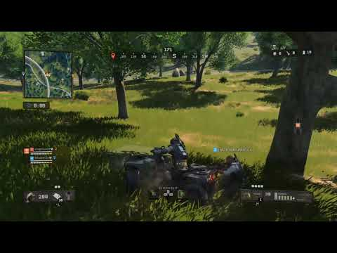 blackout and multiplayer kills funny game play bo4 baby