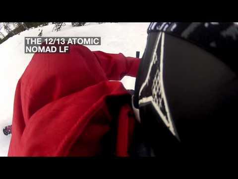 ATOMIC NOMAD LF HELMET 12-13