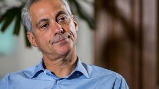 Rahm Emanuel Speaks About The Impact Of Laquan McDonald