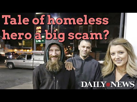 Big Mad Morning Show - Couple and Homeless man made up story in scam: report