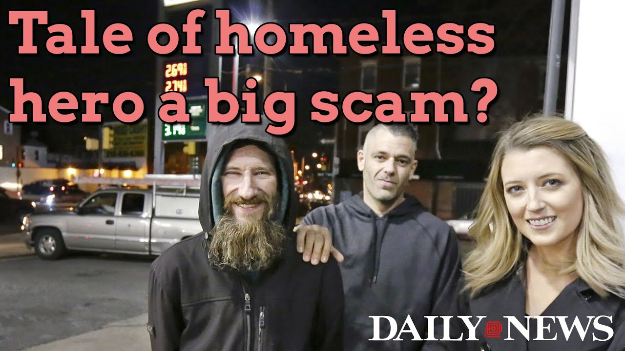 New Jersey couple, homeless man made up story in scam: report