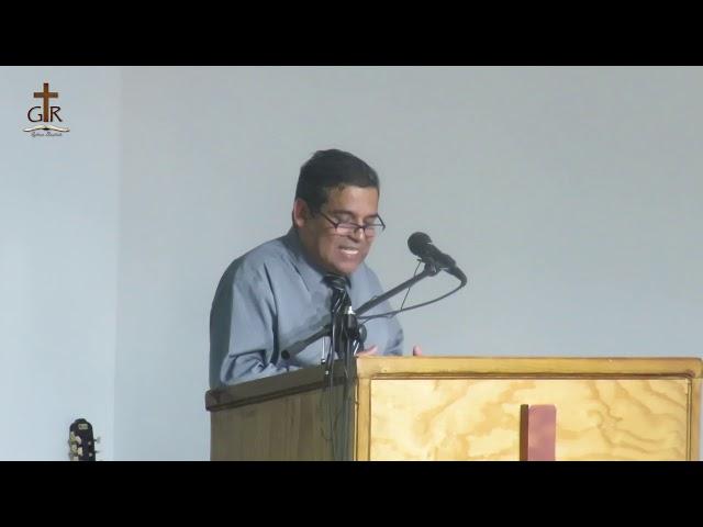 Un llamado de Dios a la Santidad - Hno. Juan Basoalto