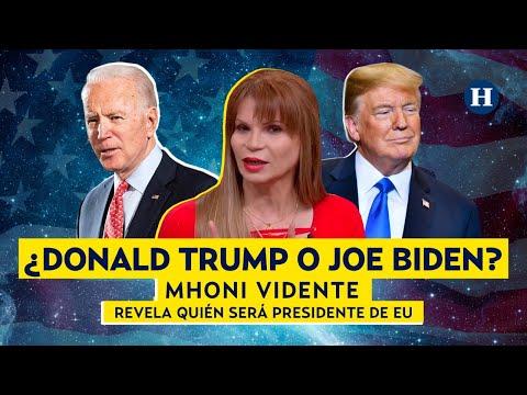 ¿Trump o Biden? MHONI VIDENTE ya tiene el RESULTADO