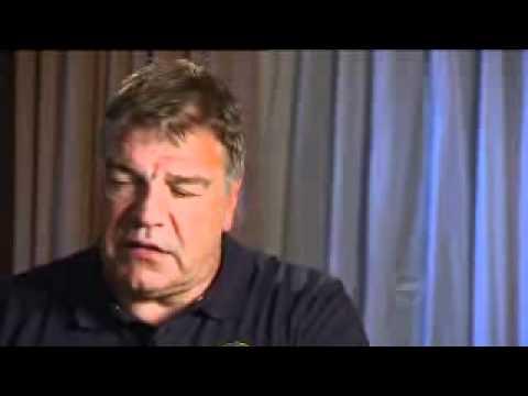 Sam Allardyce blames Mourinho, Wenger or Souness for his image