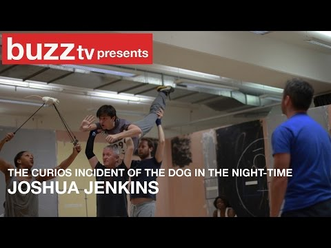 The Curious Incident of the Dog in the NightTime: Joshua Jenkins
