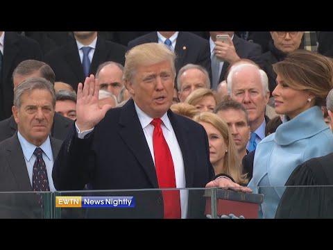 President Trump appears