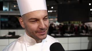 Årets Kock 2013 - Final, Stockholm - Intervju med Jonas Dahlbom