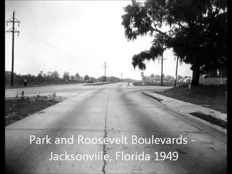 A trip down memory lane, Jacksonville, Florida