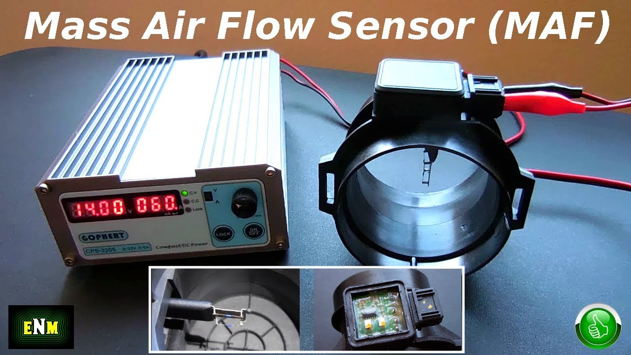 hight resolution of how mass air flow sensors work trouble code issues maf