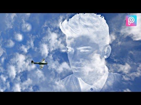 Create Cloud Face PicsArt Editing Tutorial Picsart photo manipulation