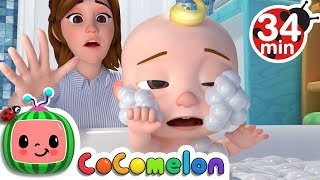 Download Yes Yes Bedtime Song | +More Nursery Rhymes & Kids Songs - CoCoMelon Mp3 and Videos
