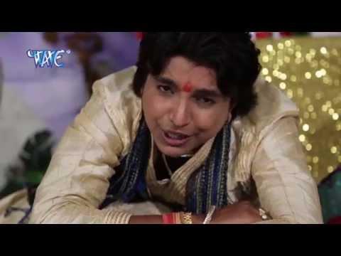 HD माई शारदा भवानी - Nevta Sherawali Ke   Rahul Hulchal   Bhojpuri Mata Bhajan