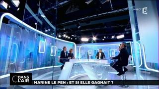 Marine Le Pen : et si elle gagnait ? #cdanslair 08/04/2017