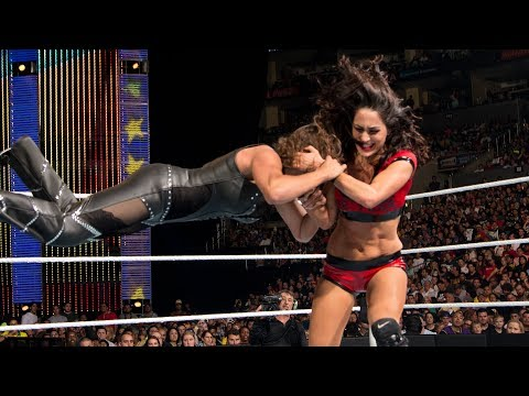 Brie Bella takes the fight to Stephanie McMahon: SummerSlam 2014 thumbnail