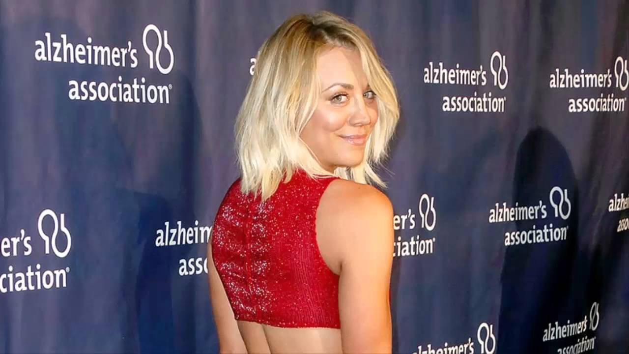 Kaley Cuoco Exposes Her Bare Breast On Snapchat - Youtube-4698