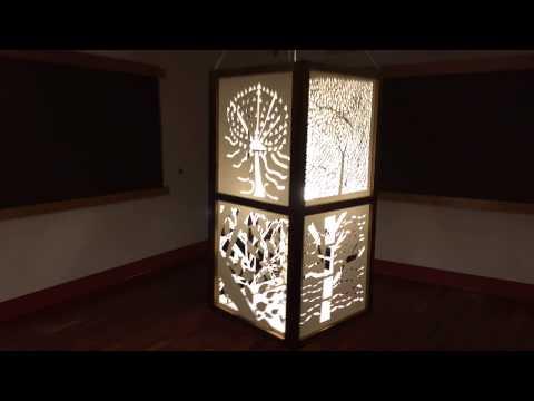 Darrow School Living Spaces Lantern Project