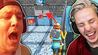 PRO GAMER auf Montanablacks 5000€ FORTNITE MAP bis zum RAGEQUIT getrollt!