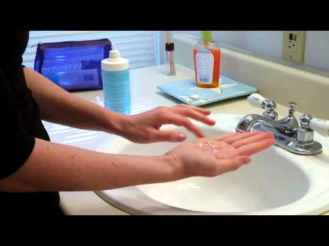 Cleaning Contact Lenses | How to Clean Contact Lenses