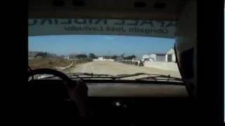 1º Rally paulcar - Rafael Ribeiro/ João Ribeiro toyota starlet 2 PEC