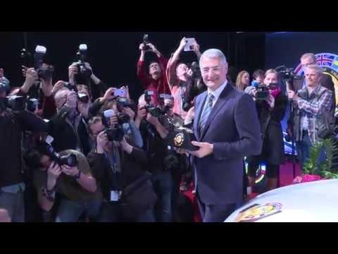Web TV Geneva International Motor Show - March 3th 2015