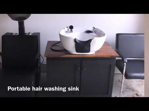 Portable Sink For Washing Hair