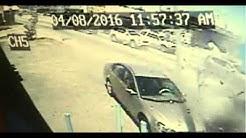 Dump truck accident in Miami