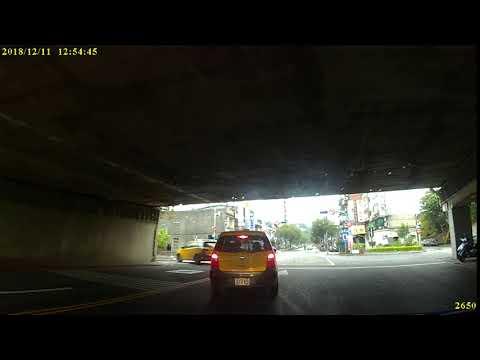 計程車317-K5號左轉彎未依規定使用方向燈(3/3)