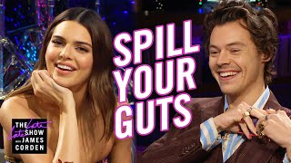 Spill Your Guts: Harry Styles & Kendall Jenner Video