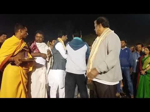 Atri makar festival 2018 inauguration  by minister of tourism and culture odisha