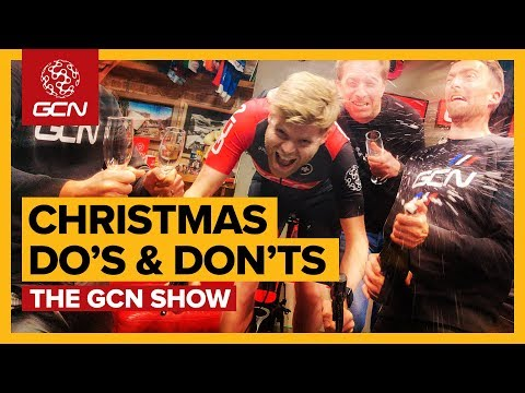 The Do's & Don'ts For Cyclists At Christmas | GCN Show Ep.363