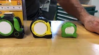 Mini Tape Measure | PSSR | Mini Pro Carpenter Tape Measure