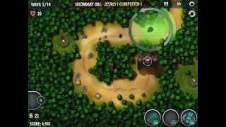iBomber Defense Pacific - HD Gameplay [iPad/iPad2]