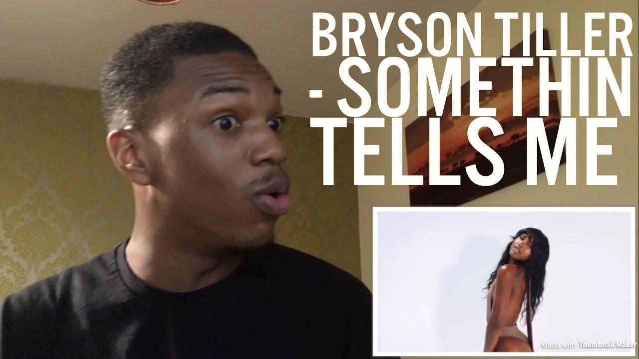 Download Bryson Tiller - Somethin Tells Me (Official Video) REACTION!!