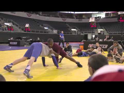 Wrestling Technique Clinic By Shawn Charles