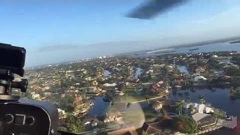 Collier Mosquito Control applying treatments over parts of Southwest Florida