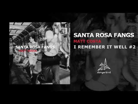 Matt Costa - I Remember It Well 2 (Official Audio)