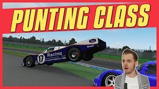 Forza 7 | P CLASS Stands For... PUNTING PORSCHES