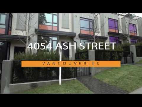 4054 Ash Street, Vancouver BC   King Edward Green
