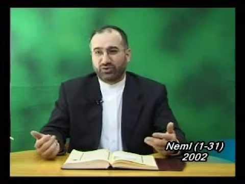 118-Neml Suresi 1-31 / Mustafa İslamoğlu - Tefsir Dersleri