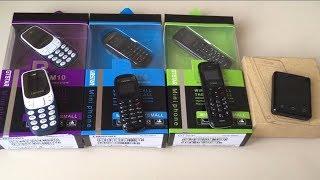 мини телефон gtstar bm50 bm70 lbstar bm10 l8star