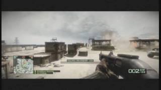 Battlefield BC 2 Fun Tactics- Shotgun The New Sniper
