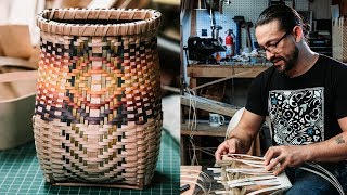 Basket-making: from traditional craft to gallery exhibit | Made from this Land
