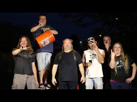 ALS Ice Bucket Challenge (Metal Epic Style)
