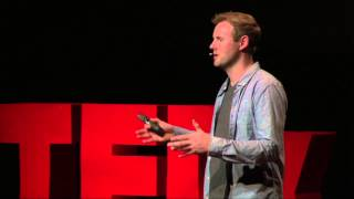 Be the hero | Sam McLoughlin | TEDxKelowna