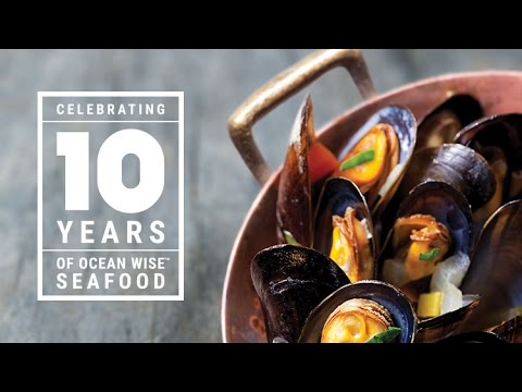 Ocean Wise 10th Anniversary Seafood Symposium